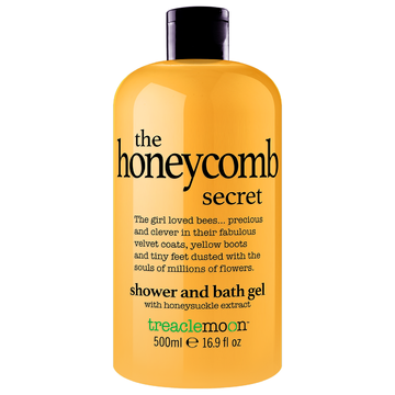 treaclemoon The Honeycomb Secret Shower & Bath Gel