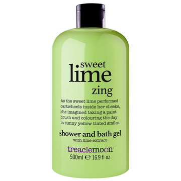treaclemoon Sweet Lime Zing Shower & Bath Gel