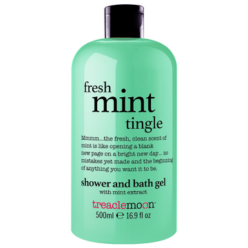 treaclemoon Fresh Mint Tingle Shower & Bath Gel