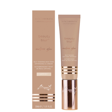 Vita Liberata Beauty Blur Sunless Glow Latte Light