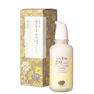 Whamisa Organic Flowers Double Rich Lotion