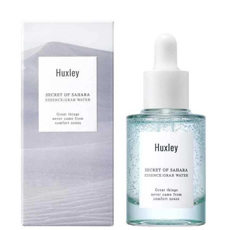 Huxley Essence; Grab Water