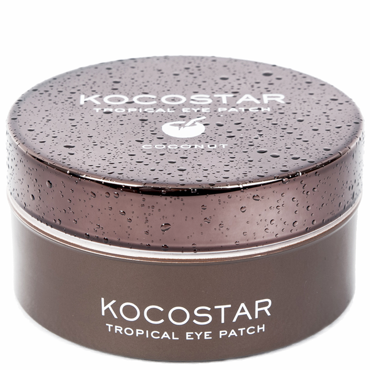 KOCOSTAR Tropical Eye Patch Coconut