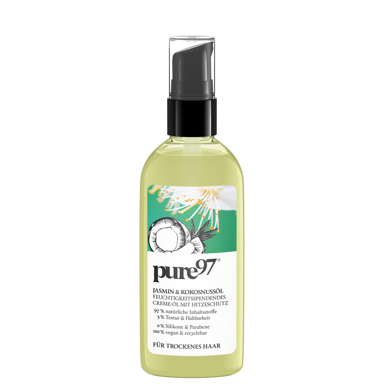 pure97 Jasmine & Coconut Oil Cream Oil