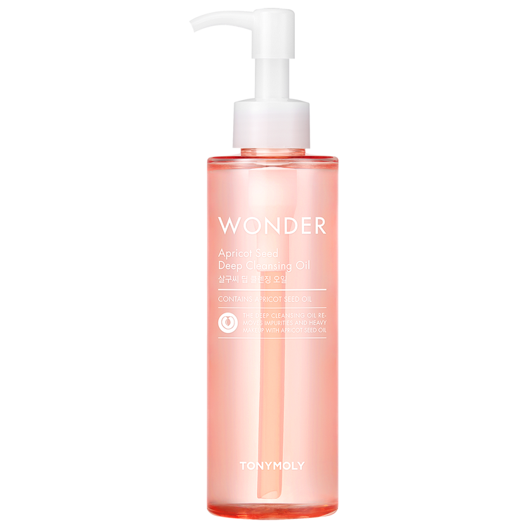 TONYMOLY Wonder Apricot Deep Cleansing Oil